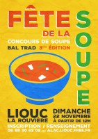 affiche fete soupe 2015